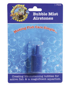 UNDERWATER TREASURES Bubble Mist Airstone - Cylindrical 1 pk