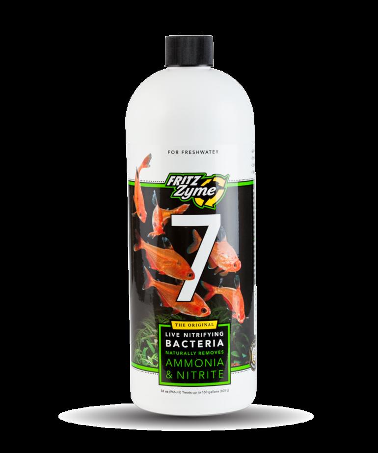 Seachem FRITZ FritzZyme 7 Freshwater - 32 oz