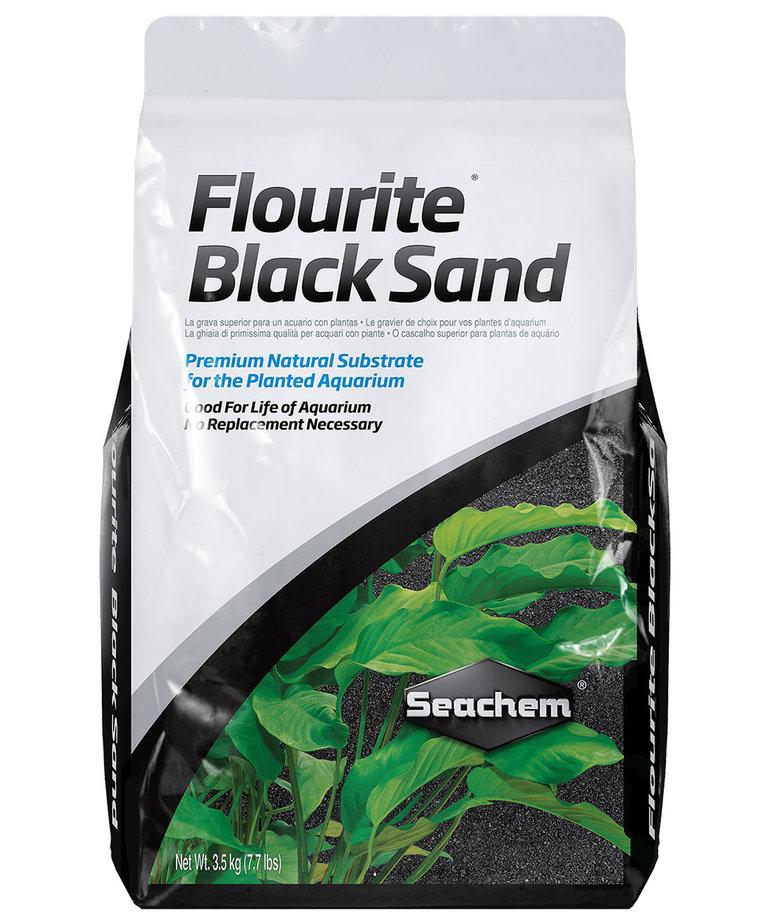 Seachem SEACHEM Flourite Black Sand 3.5 kg