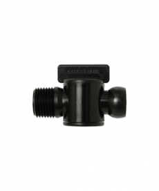 "Lifegard LIFEGARD AQUATICS Flexible Ball-Socket 1/2"" MPT Valve"