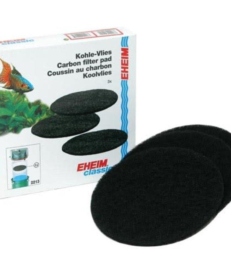 EHEIM EHEIM Carbon Filter Pads for 2213 Canister Filter - 3 pk