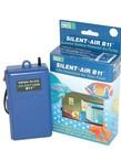 Penn Plax PENN PLAX Silent Air Battery Operated Air Pump - B11