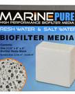 "Marine Pure MARINEPURE Biofilter Media Block (8"" x 8"" x 4"")"