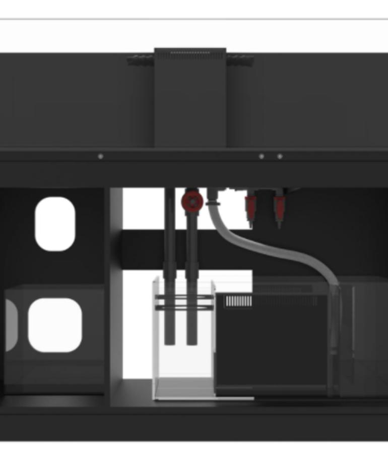 Waterbox WATERBOX AQUARIUMS Frag 145.5 Blanc