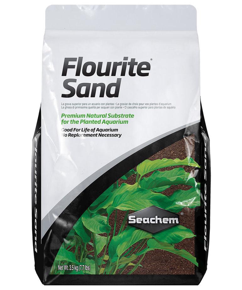 Seachem SEACHEM Flourite Sand 3.5 kg