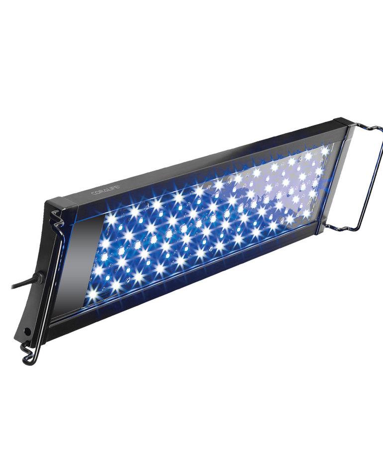 """CORALIFE Seascape LED Aquarium Light Fixture - 18"""" - 24"""""""