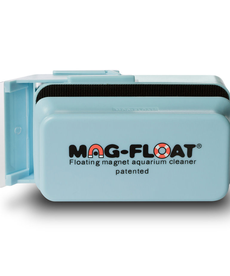 GULFSTREAM TROPICAL Mag-Float Floating Acrylic Aquarium Cleaner - Large +