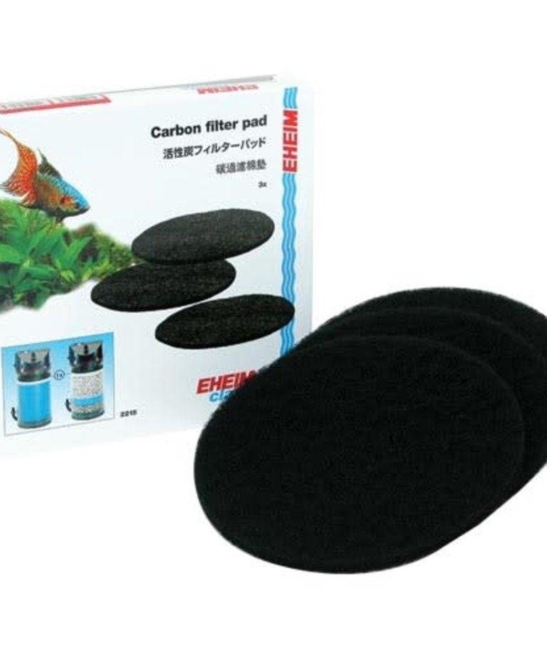 EHEIM EHEIM Carbon Filter Pads for 2215 Canister Filter - 3 pk