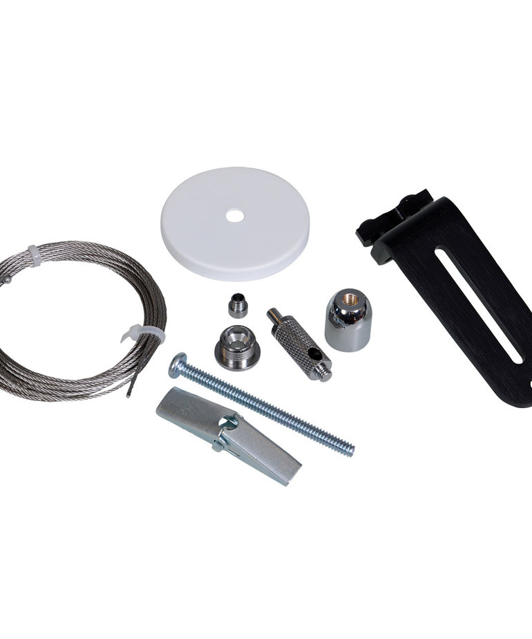 Aquaillumination AQUAILLUMINATION Hanging Kit for Prime LED Lighting System - Black