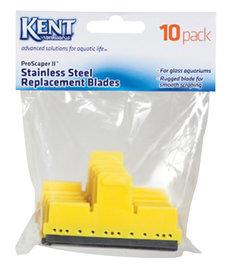 KENT MARINE Stainless Steel Blades for ProScraper II 10 pk