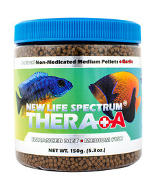 NEW LIFE SPECTRUM NEW LIFE SPECTRUM Naturox Thera+A - 2 mm Sinking Pellets - 150 g