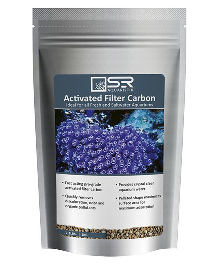 SR AQUARISTIK Activated Filter Carbon 2.2 lb