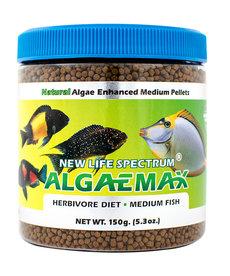 NEW LIFE SPECTRUM NEW LIFE SPECTRUM Algaemax - 2 mm Sinking Pellets - 150 g
