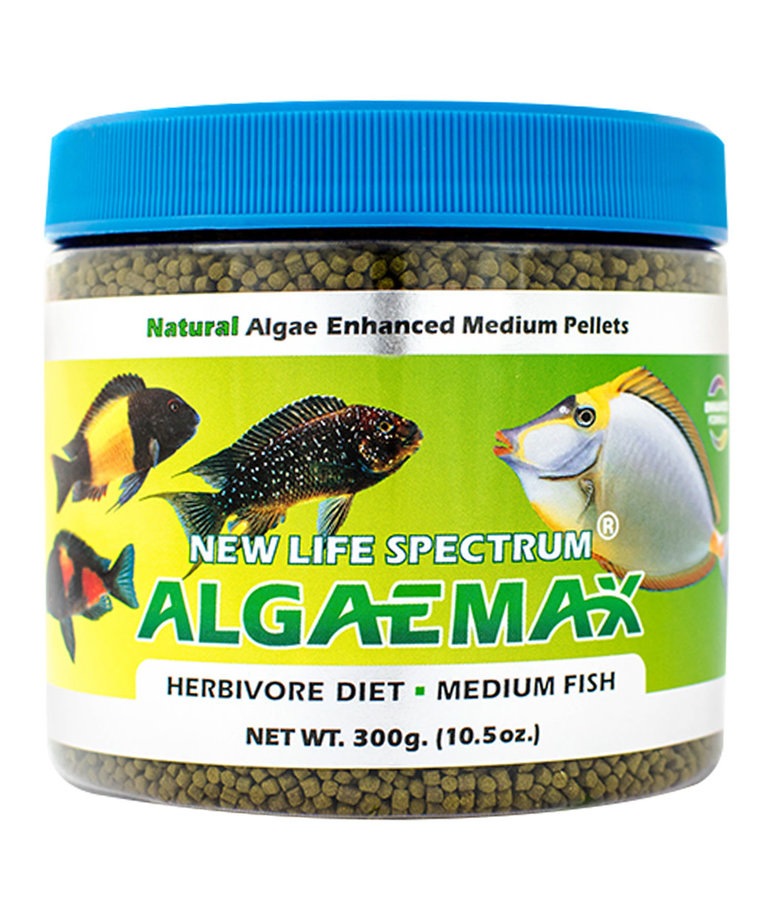 NEW LIFE SPECTRUM NEW LIFE SPECTRUM Algaemax - 2 mm Sinking Pellets - 300 g
