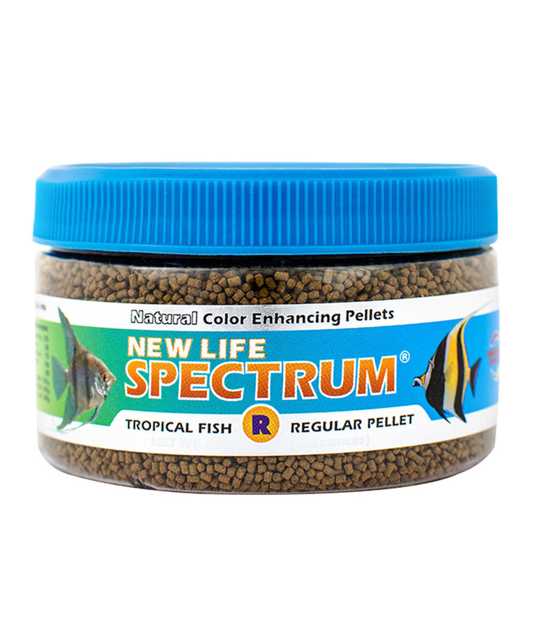 NEW LIFE SPECTRUM NEW LIFE SPECTRUM Naturox Sinking Pellets - 1 - 1.5 mm 80 g