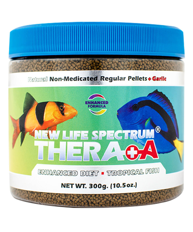 NEW LIFE SPECTRUM NEW LIFE SPECTRUM Naturox Thera+A - 1 mm Sinking Pellets - 300 g