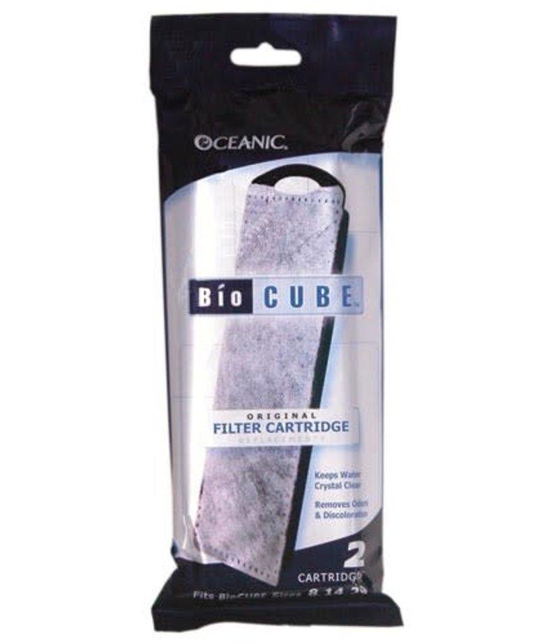 Oceanic OCEANIC BioCube Filter Cartridges - 2 pk