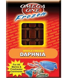 Omega One OMEGA ONE Frozen Daphnia - Cubes - 3.5 oz