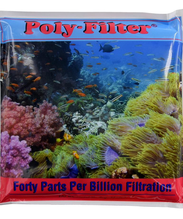 """Poly-Bio Marine POLY-BIO MARINE Poly Filter Pad - 12"""" x 12"""""""
