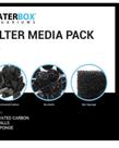 Waterbox WATERBOX AQUARIUMS Filter Media Pack CUBE 20
