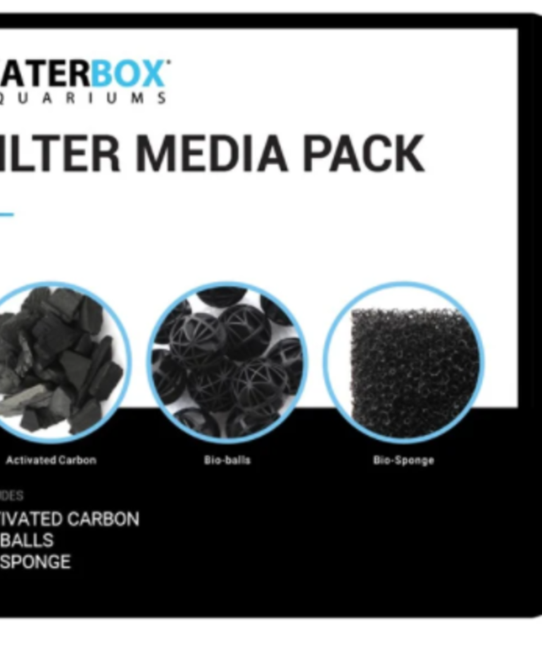 Waterbox WATERBOX AQUARIUMS Filter Media Pack CUBE 10
