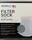 "Waterbox WATERBOX AQUARIUMS Mesh Filter Bag 7"" (225 micron)"