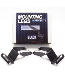 Reef Brite REEF BRITE XHO and Tech LED Mounting Legs - Black
