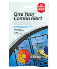 Seachem SEACHEM Alert Combo Pack - 1 Year