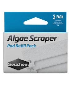 Seachem SEACHEM Algae Scraper Replacement Scrub Pads - 3 pk