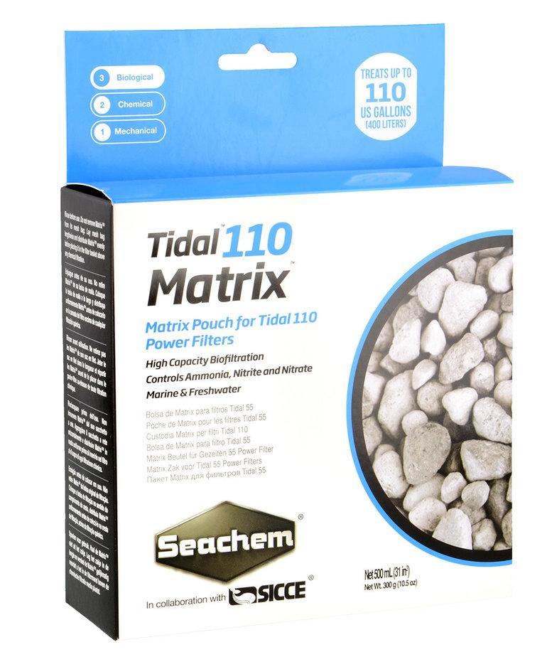 Seachem SEACHEM Tidal 110 Matrix - 500 ml (Bagged)
