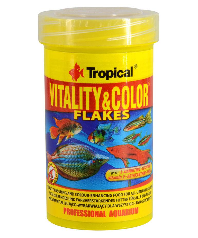 Tropical TROPICAL Flakes vitally color 50g