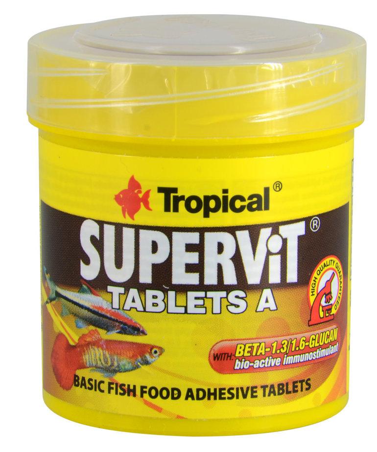 Tropical TROPICAL Supervit Tablets A - 35g