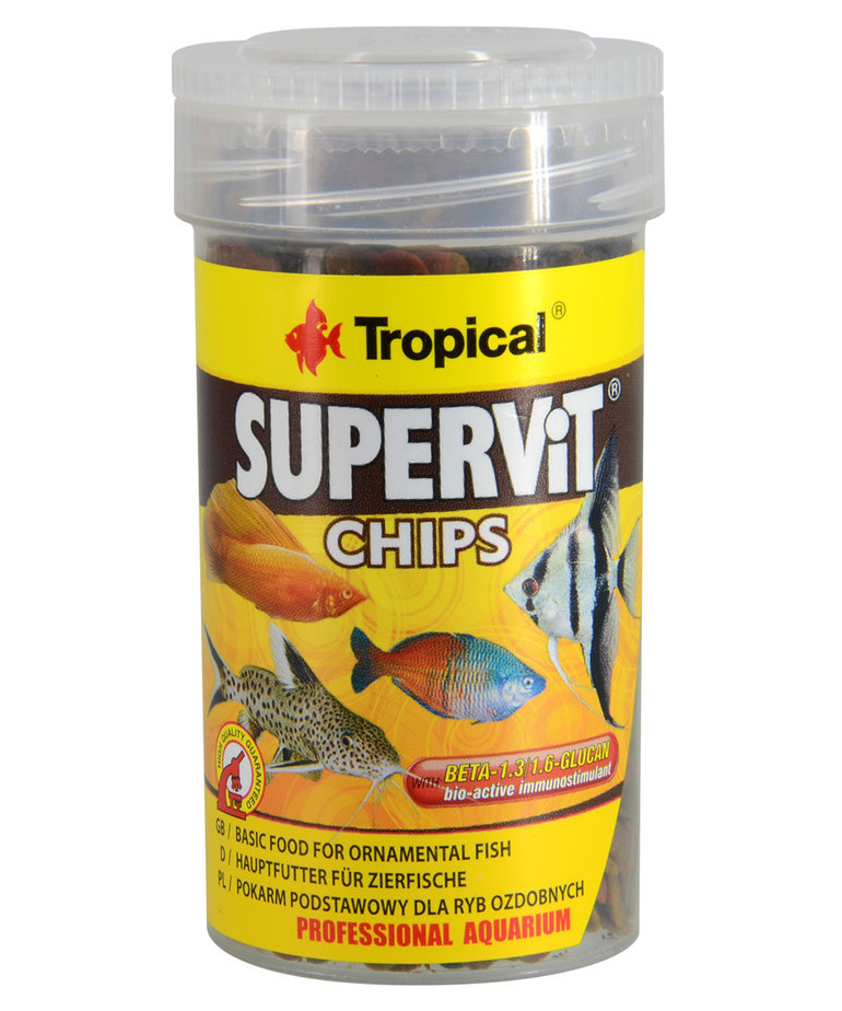 Tropical TROPICAL Supervit Sinking Chips 52 g