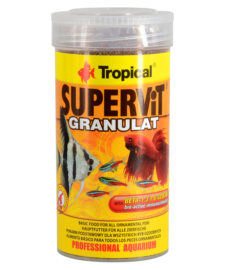 Tropical TROPICAL Supervit Granulat - 138g