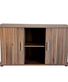 "SEAPORA Empress Cabinet Stand - Dark Oak - 48"" x 18"""