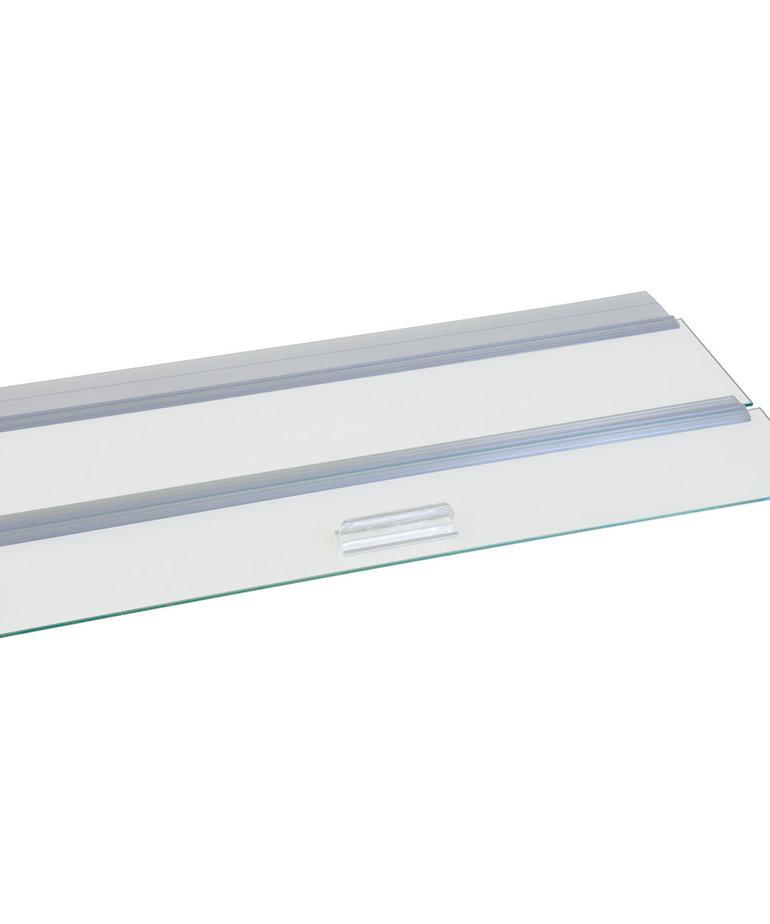 """SEAPORA Glass Canopy - 20"""" x 10"""""""