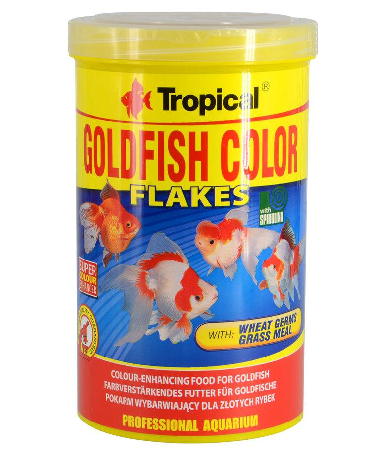 Tropical TROPICAL Goldfish Colour Flakes - 200 g