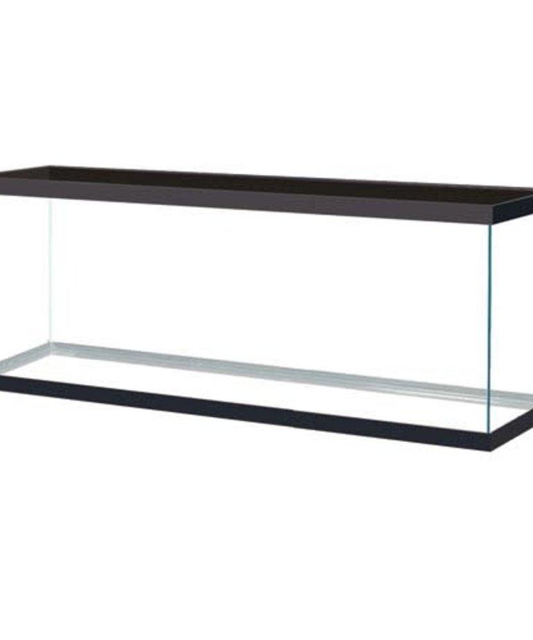 AQUEON Standard Aquarium - Black Frame - 125 gal - Clear Silicone