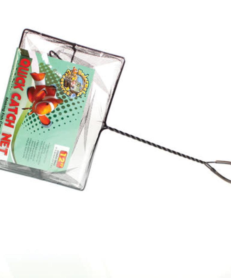 UNDERWATER TREASURES Fish Net - Coarse 12''