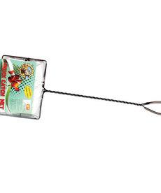 UNDERWATER TREASURES Fish Net with Long Handle - Coarse 8''