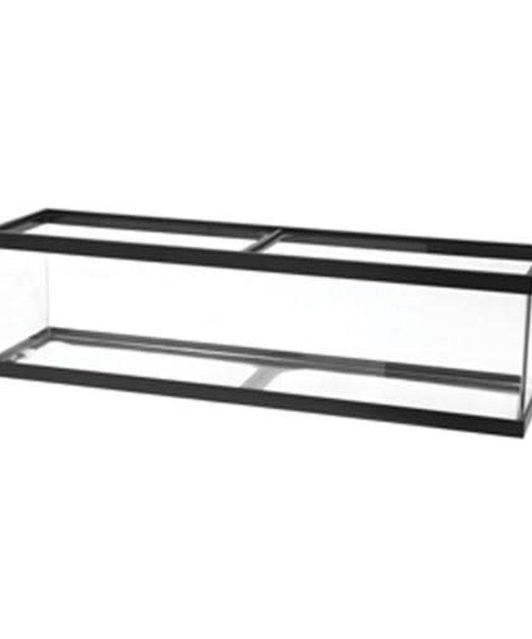 AQUEON Standard Aquarium - Black Frame - 33 gal Long - Clear Silicone