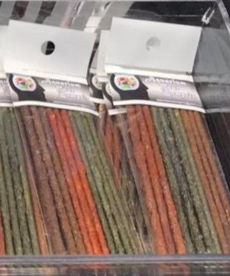 bâtonnets pour crevette