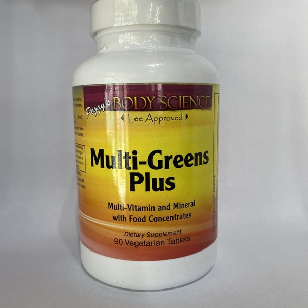 Body Science BSCI MULTI GRN PLUS 90 TABS