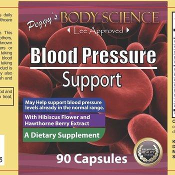 Body Science BSCI blood Pressure