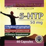 Body Science 5-HTP 50mg 60 Capsules