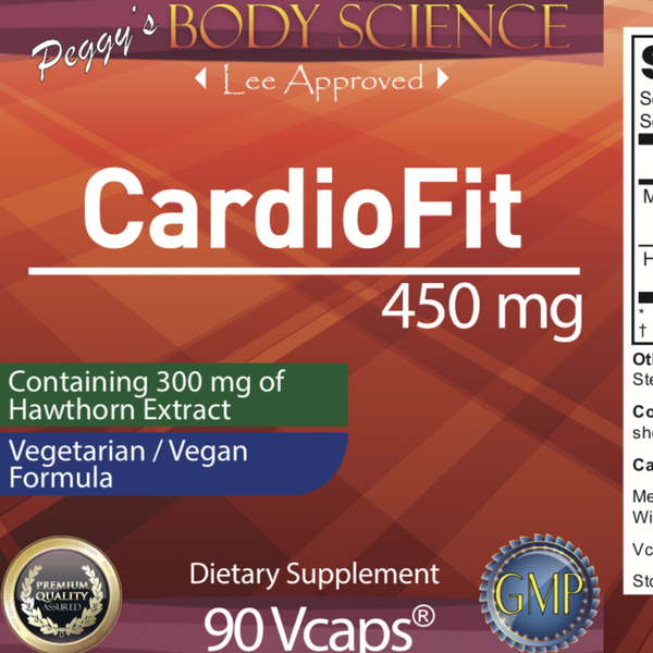 Body Science Cardio Fit 450mg  90 Vcaps