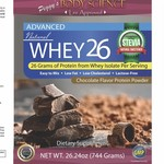 Body Science Whey 26 Chocolate 2lb