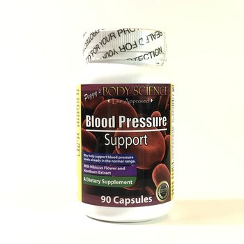Body Science Blood Pressure Support (90)