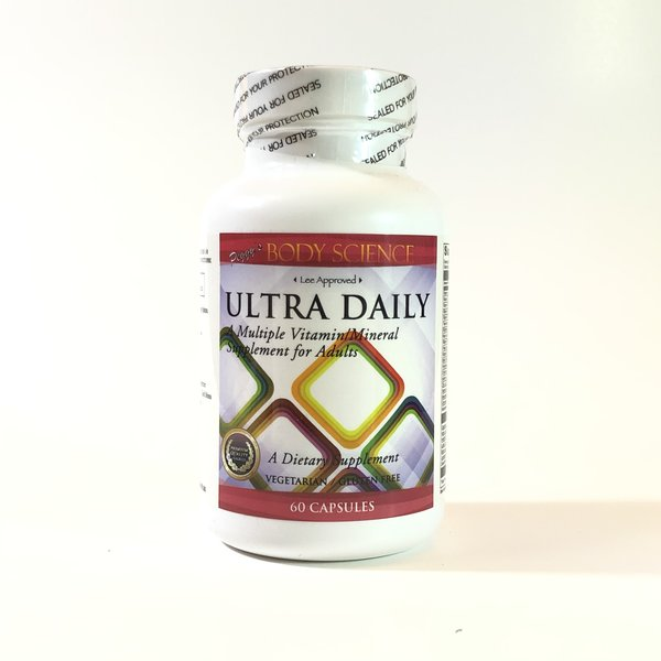 Body Science ULTRA DAILY 60 CAPS