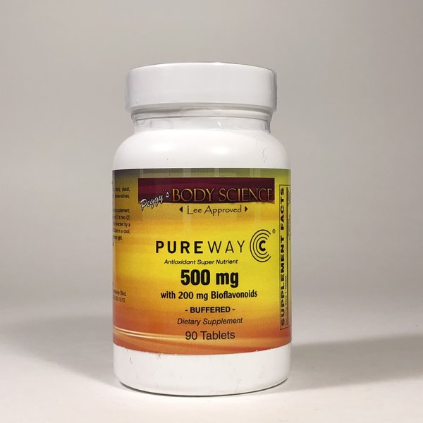 Body Science Pureway C 500mg 90 Tablets